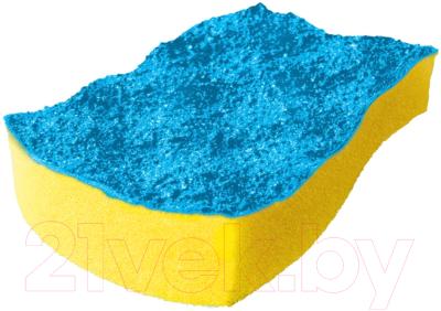 Набор губок для мытья посуды Vileda PurColors (3+1шт)