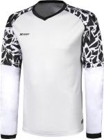 Лонгслив вратарский футбольный 2K Sport Guard / 120421 (XL, серебристый) -