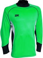 Лонгслив вратарский футбольный 2K Sport Guardian / 120437 (134, светло-зеленый/черный/серебристый) -