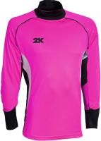 Лонгслив вратарский футбольный 2K Sport Guardian / 120437 (YS, пурпурный/черный/серебристый) -