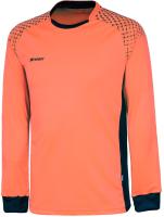 Лонгслив вратарский футбольный 2K Sport Keeper / 120420 (M, неоновый оранжевый/черный) -