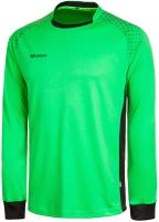 Лонгслив вратарский футбольный 2K Sport Keeper / 120420 (M, светло-зеленый/черный) -