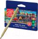 Фломастеры Erich Krause ArtBerry Metallic Easy Washable / 39078 (6цв) -