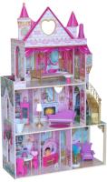 Кукольный домик KidKraft Розовый Замок / 10117-KE -