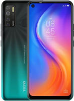 Смартфон Tecno Spark 5 2/32GB / KD7h (зеленый) -