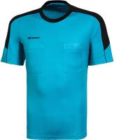 Лонгслив судейский 2K Sport Referee / 120147 (L, небесно-голубой/черный) -