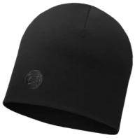 Шапка Buff Heavyweight Merino Wool Hat Solid Black / 113028.999.10.00 -
