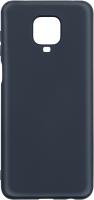 Чехол-накладка Volare Rosso Charm для Redmi Note 9 Pro/Note 9 Pro Max/Note 9S (черный) -