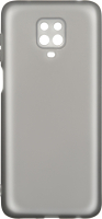 Чехол-накладка Volare Rosso Cordy для Redmi Note 9 Pro/Note 9 Pro Max/Note 9S (черный) -