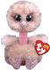 Мягкая игрушка TY Beanie Boo's Страус Henna / 36698 -