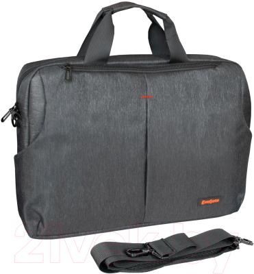 """Сумка для ноутбука ExeGate ECC-012 15.6"""" (черный)"""
