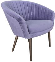 Кресло мягкое Lama мебель Тиана-1 (Evita Viola) -