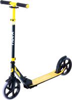 Самокат Ridex Marvellous (черный/желтый) -