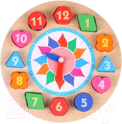 Развивающая игрушка Darvish Сортер. Часы / DV-T-1617