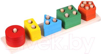 Развивающая игрушка Darvish Сортер 5 фигур / DV-T-2091