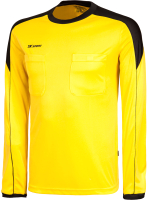 Лонгслив судейский 2K Sport Referee / 120147L (XS, желтый/черный) -