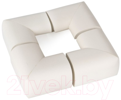 Набор накладок защитных для мебели Пома 1620 (4шт)