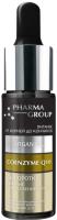 Сыворотка для волос Pharma Group Питание и укрепление аргановое масло+коэнзим Q10 (14мл) -