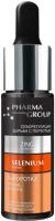 Сыворотка для волос Pharma Group Против перхоти цинк пиритион+сульфид селена (14мл) -