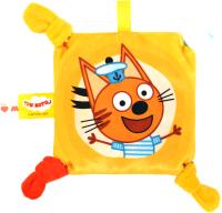 Игрушка-грелка Мякиши Малышарики Три кота Коржик №1 / 475 -