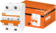 Выключатель автоматический TDM ВА 47-100 2Р 25А (C) 10кА / SQ0207-0059 -