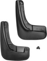 Комплект брызговиков FROSCH NLF.45.15.E10 для Volkswagen Polo (2шт, задние) -