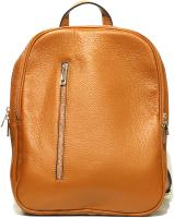 Рюкзак Vera Pelle 31230 (рыжий) -