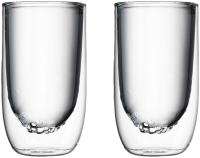 Набор стаканов QDO Elements Water / 567298 (2шт) -