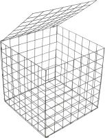 Габионный короб Грифонсервис Куб / ГБК-3 (черный) -