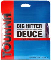 Струна для теннисной ракетки Tourna Big Hitter Deuce 1.3/12м / BH-D-16 (красный/синий) -