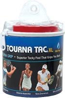 Грип для большого тенниса Tourna Tac Tour Pouch / TAC-30-XLW (30шт, белый) -