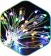 Светодиодная гирлянда ETP LKS2072 (мульти) -