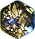 Светодиодная бахрома ETP LKS6009-WW с эффектом мерцания (3м, теплый белый) -