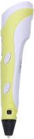 3D ручка Sea & Sun pen-2 для творчества / SS300739/3DPEN (желтый) -