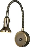 Спот Elektrostandard Plica 1215 MR16 (бронза/золото) -