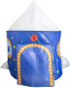 Детская игровая палатка Фея Порядка Космический корабль / CT-200 (темно-синий/серебро) -