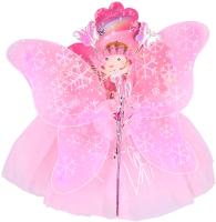 Карнавальный набор Darvish Бабочка 4 / DV-T-1723 (юбочка, волшебная палочка, ободок, крылышки) -