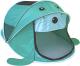 Детская игровая палатка Фея Порядка Морской котик / CT-115 (морская волна) -