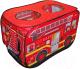 Детская игровая палатка Darvish Пожарная машина / DV-T-1683 (50шаров) -