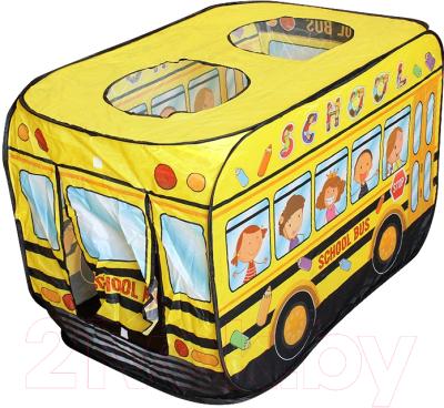 Детская игровая палатка Darvish Школьный автобус / DV-T-1682 недорого