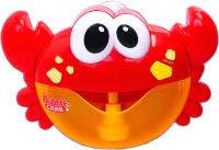 Игрушка для ванной Sima-Land Краб / 4346708 (музыкальная, пузыри) -
