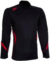 Лонгслив спортивный 2K Sport Energy / 121129 (YM, черный/красный) -