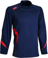 Лонгслив спортивный 2K Sport Energy / 121129 (XXL, темно-синий/красный) -