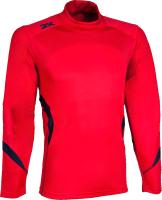 Лонгслив спортивный 2K Sport Energy / 121129 (134, красный/черный) -