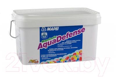 Гидроизоляционная мастика Mapei Mapelastic Aquadefense (15кг)