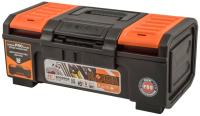 Ящик для инструментов Plastic Republic Boombox 16 / BR3940ЧРОР -