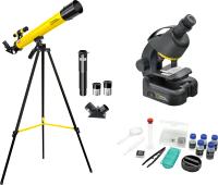 Набор оптических приборов Bresser 50/600 National Geographic 640x / 9118300 (с микроскопом) -