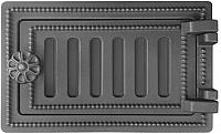 Дверца печная Везувий Поддувальная ДП-2 (антрацит) -
