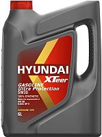 Моторное масло Hyundai XTeer Gasoline Ultra Рrotection 5W30 / 1061011 (6л) -