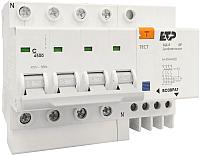 Дифференциальный автомат ETP АД-4-25А-30мА 4п -